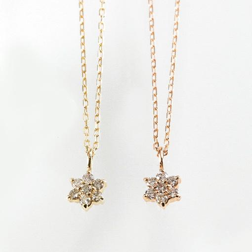 ダイヤモンドネックレス【Sevenstar Diamond】