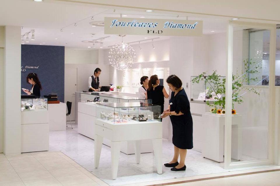 FLD japan 川崎店、リニューアルオープン!