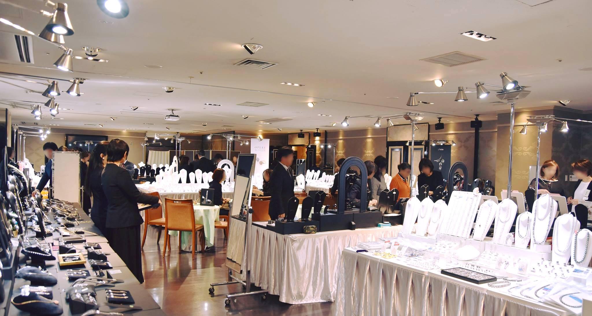 クルーズ・クルーズ YOKOHAMA Dining & Jewelry Collection にご来場ありがとうございました!